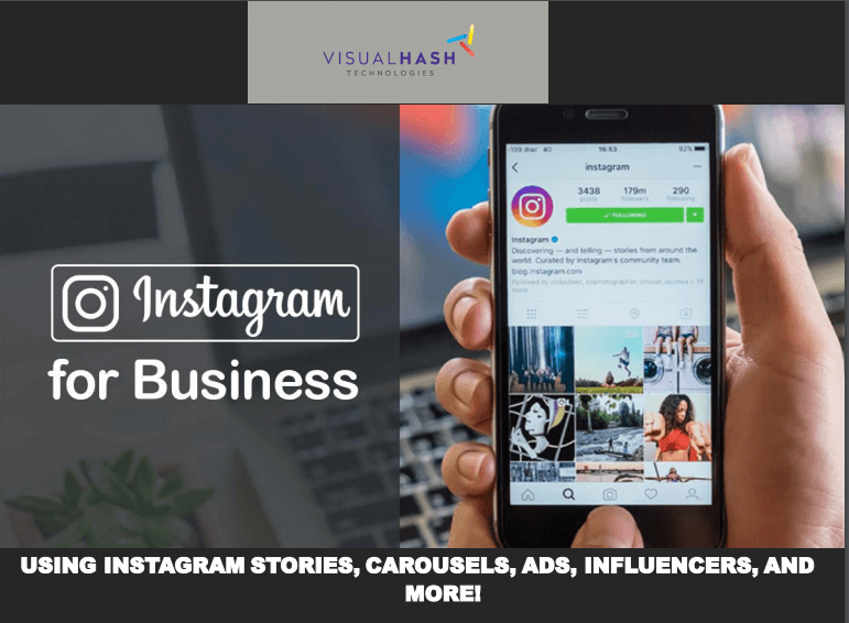 Instagram Business- visualhash.tech